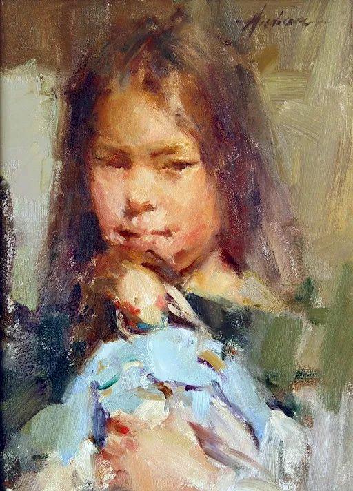具象表现绘画 美国Carolyn Anderson插图69