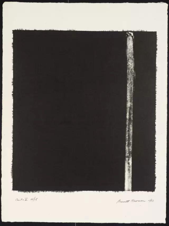 他生前穷困潦倒,画的一条线,死后竟卖了一亿美元!插图67