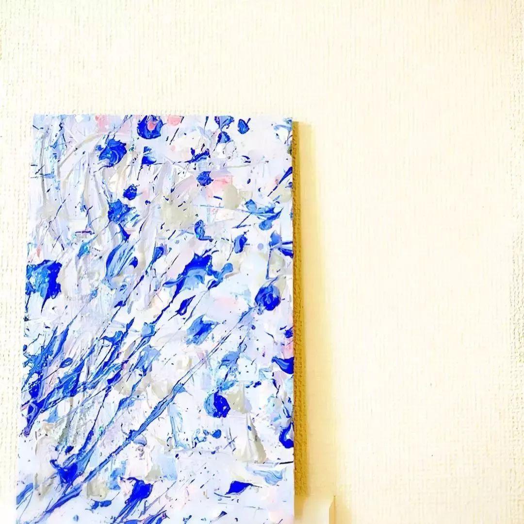 """""""狂野少女""""绘画堪比毕加索 林俊杰都为她做专属音乐插图113"""