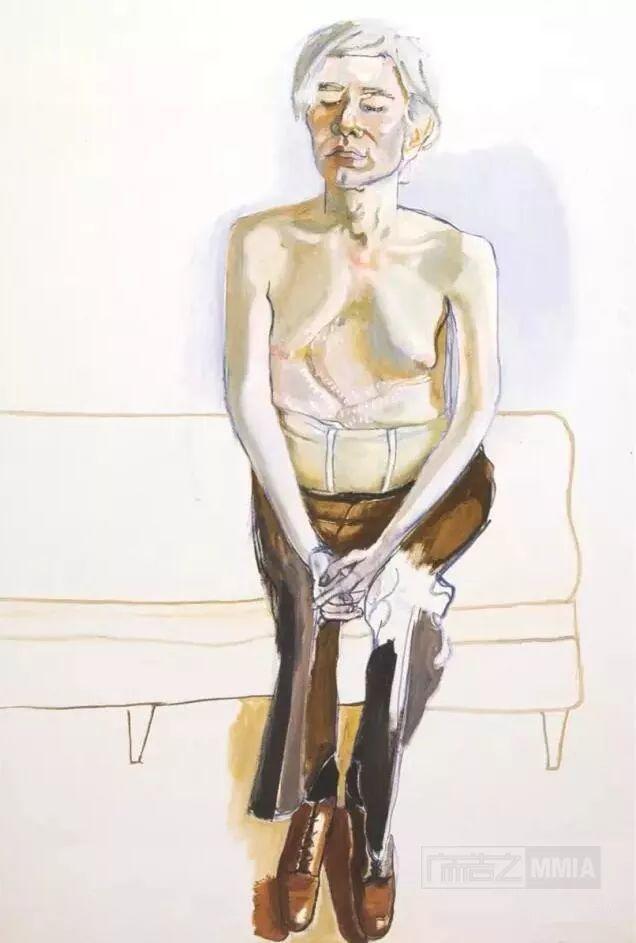 她被誉为女版弗洛伊德——爱丽丝·尼尔插图29