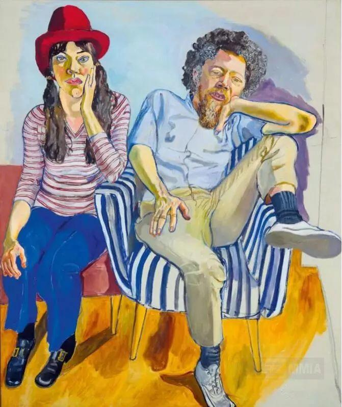 她被誉为女版弗洛伊德——爱丽丝·尼尔插图47