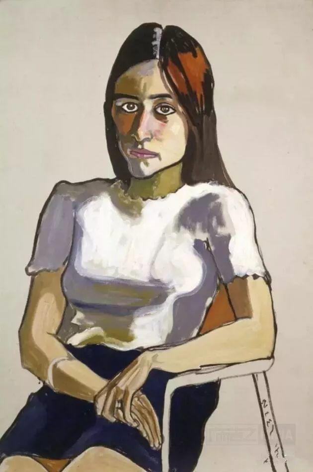 她被誉为女版弗洛伊德——爱丽丝·尼尔插图49