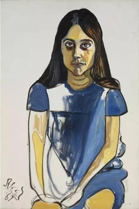 她被誉为女版弗洛伊德——爱丽丝·尼尔插图57