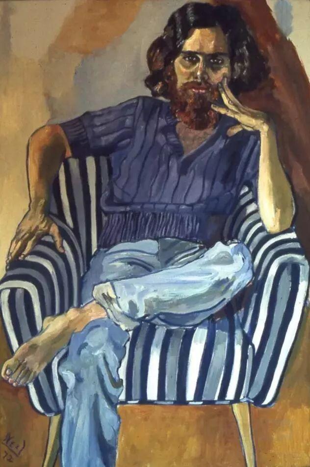 她被誉为女版弗洛伊德——爱丽丝·尼尔插图65