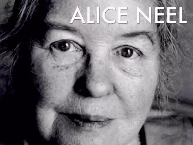她被誉为女版弗洛伊德——爱丽丝·尼尔插图75