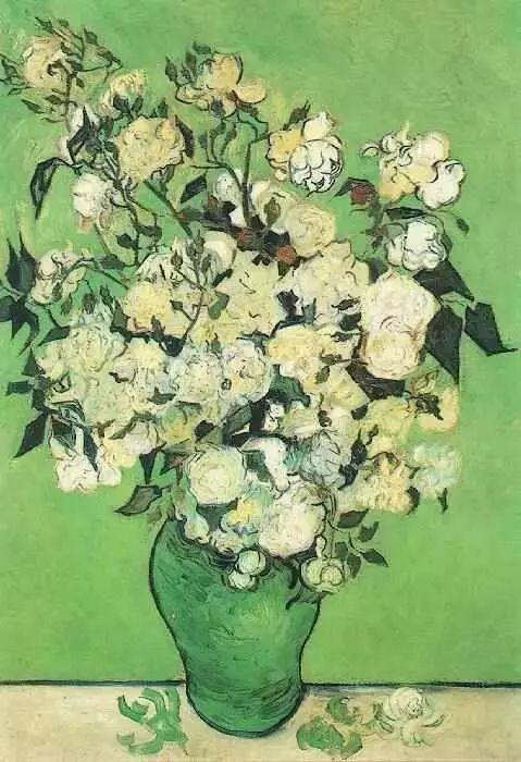 五位大师的花——莫奈、梵高、雷诺阿、塞尚、高更插图7