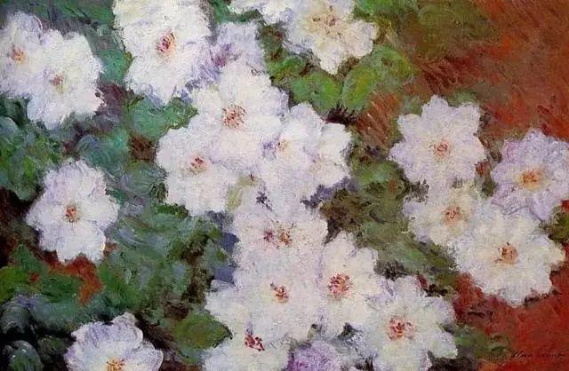 五位大师的花——莫奈、梵高、雷诺阿、塞尚、高更插图13