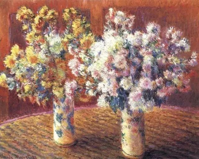 五位大师的花——莫奈、梵高、雷诺阿、塞尚、高更插图15