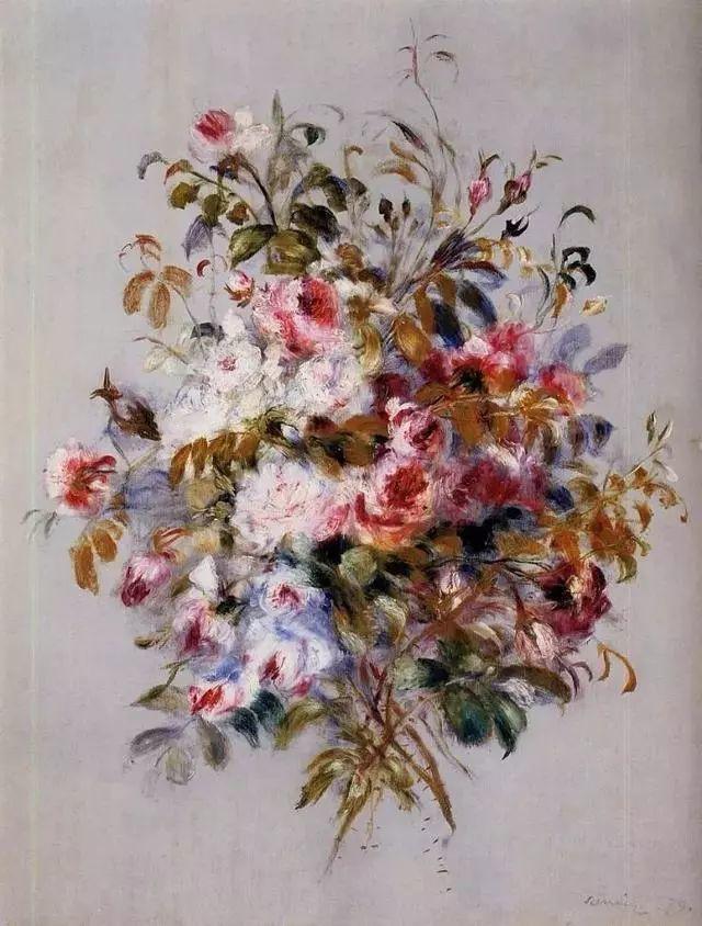 五位大师的花——莫奈、梵高、雷诺阿、塞尚、高更插图17