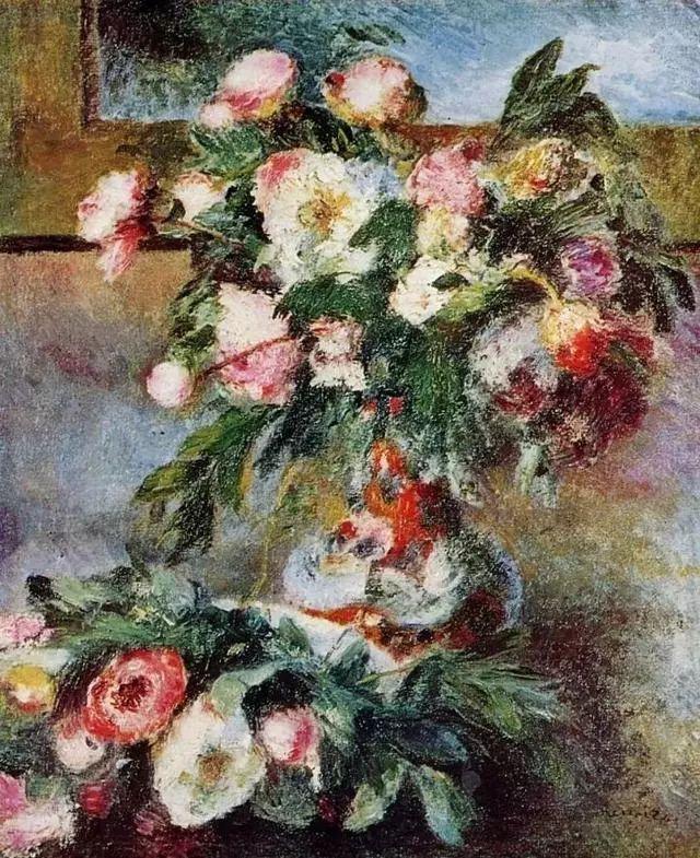 五位大师的花——莫奈、梵高、雷诺阿、塞尚、高更插图18