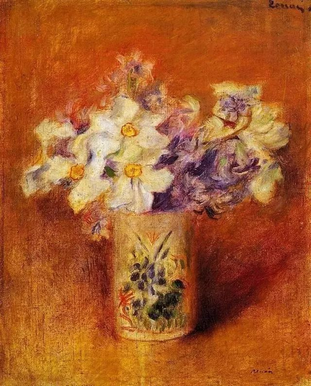 五位大师的花——莫奈、梵高、雷诺阿、塞尚、高更插图19