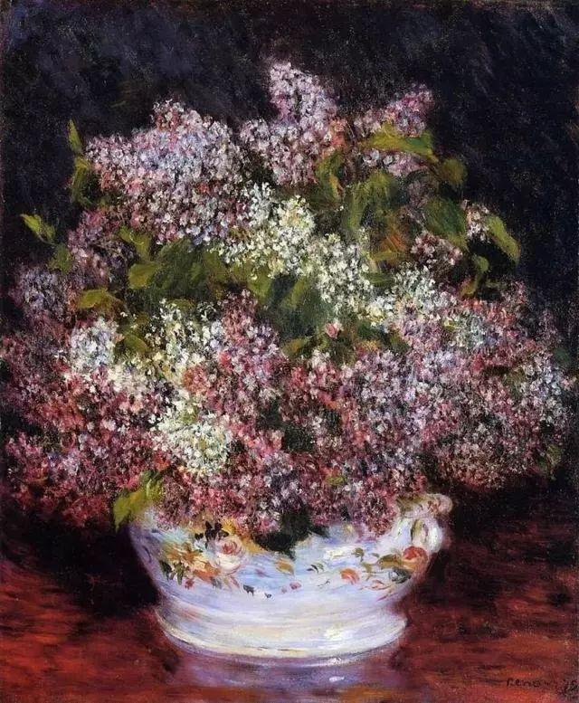 五位大师的花——莫奈、梵高、雷诺阿、塞尚、高更插图20