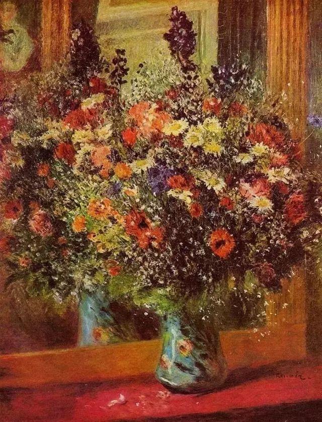五位大师的花——莫奈、梵高、雷诺阿、塞尚、高更插图21
