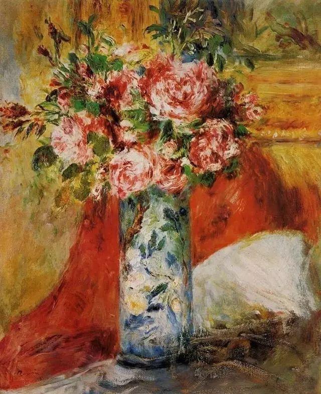 五位大师的花——莫奈、梵高、雷诺阿、塞尚、高更插图22