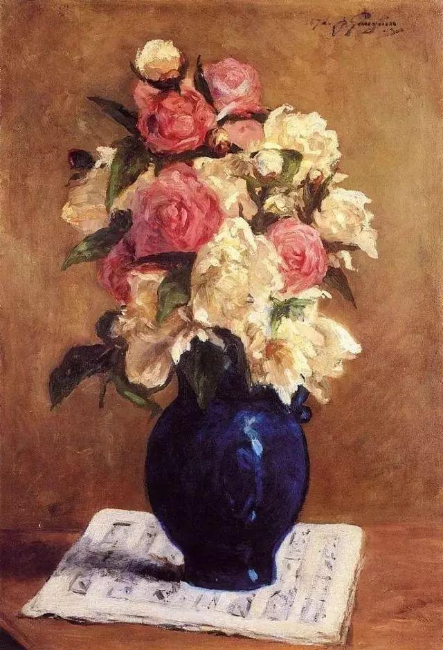 五位大师的花——莫奈、梵高、雷诺阿、塞尚、高更插图24