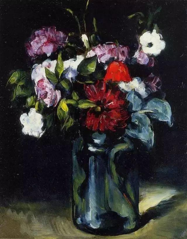 五位大师的花——莫奈、梵高、雷诺阿、塞尚、高更插图32