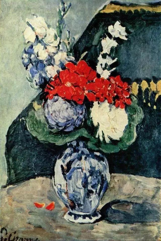 五位大师的花——莫奈、梵高、雷诺阿、塞尚、高更插图33
