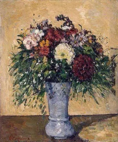 五位大师的花——莫奈、梵高、雷诺阿、塞尚、高更插图34
