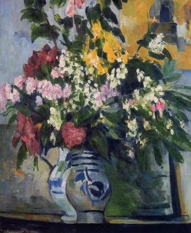 五位大师的花——莫奈、梵高、雷诺阿、塞尚、高更插图36