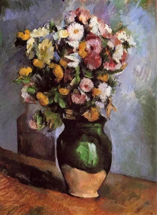 五位大师的花——莫奈、梵高、雷诺阿、塞尚、高更插图38