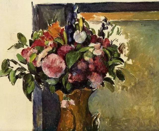 五位大师的花——莫奈、梵高、雷诺阿、塞尚、高更插图39