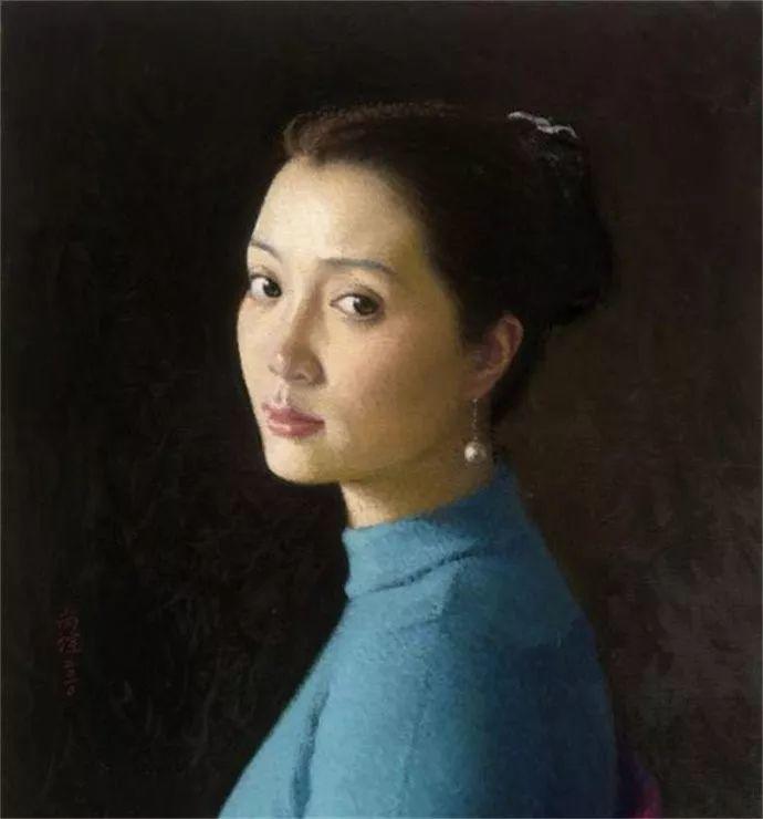 靳尚谊:学美术需要一定的天赋,要对造型、色彩敏感。插图1