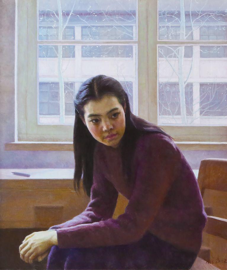 靳尚谊:学美术需要一定的天赋,要对造型、色彩敏感。插图6