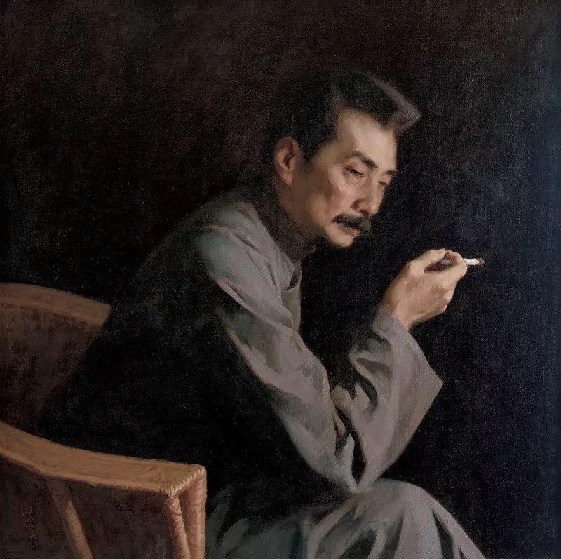 靳尚谊:学美术需要一定的天赋,要对造型、色彩敏感。插图7