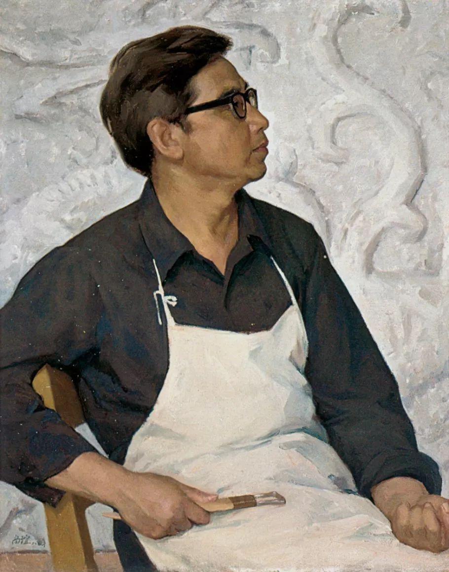 靳尚谊:学美术需要一定的天赋,要对造型、色彩敏感。插图9