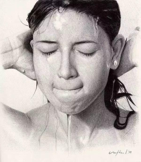 27位国外超写实主义绘画大神插图75