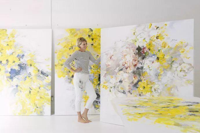 她一生爱花,惜花,种花,一辈子都在画花插图9