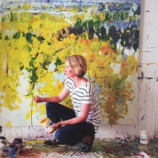 她一生爱花,惜花,种花,一辈子都在画花插图13