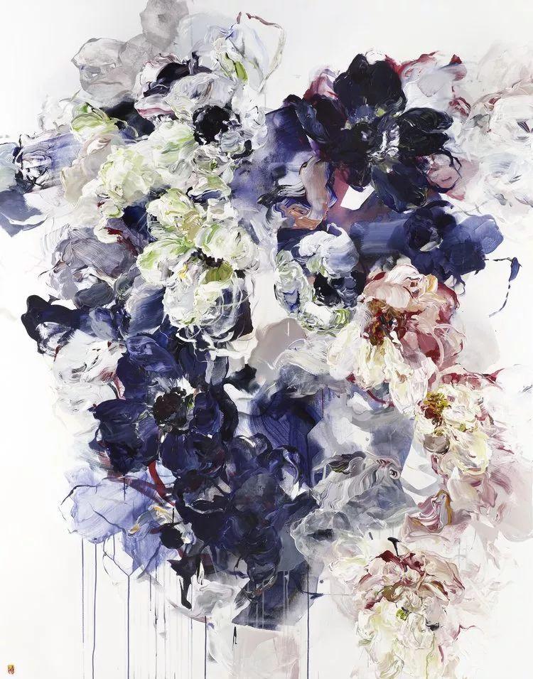 她一生爱花,惜花,种花,一辈子都在画花插图29