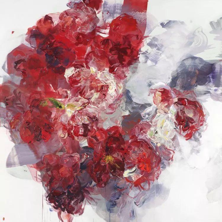 她一生爱花,惜花,种花,一辈子都在画花插图41