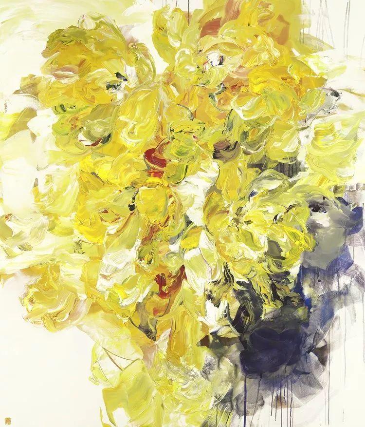 她一生爱花,惜花,种花,一辈子都在画花插图57