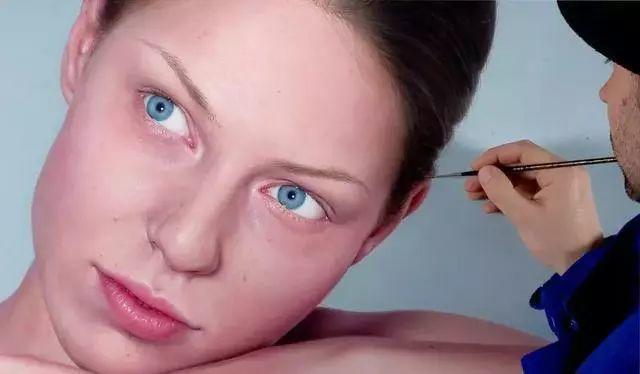 三位高手的超精微油画 最年轻仅十六岁插图63
