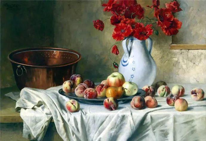 很赞!他笔下的刺球花与绣球花——Julien Stappers插图19