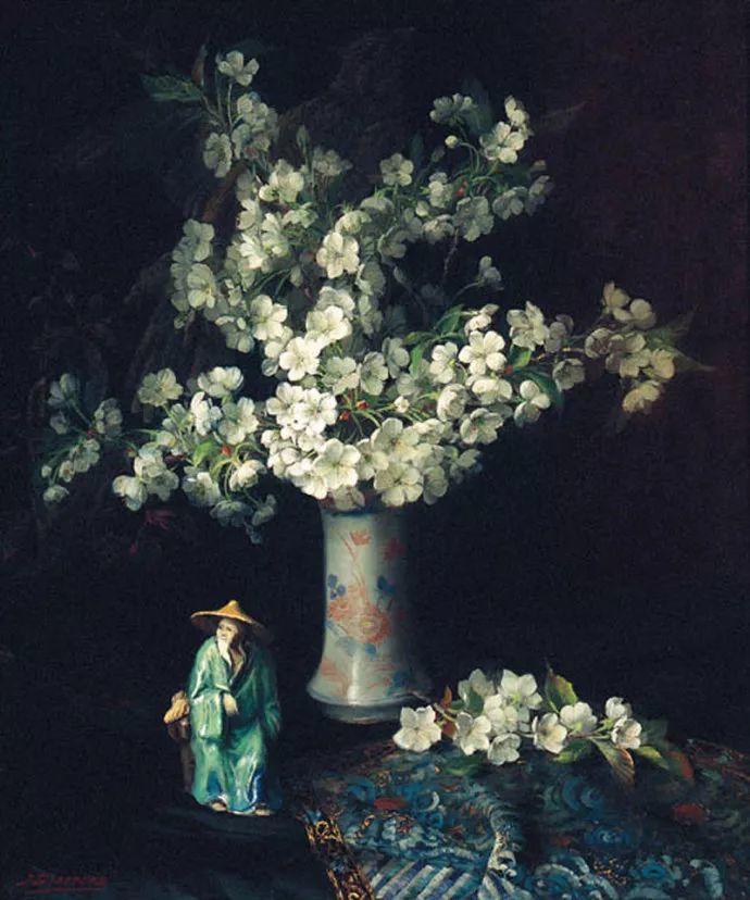 很赞!他笔下的刺球花与绣球花——Julien Stappers插图27