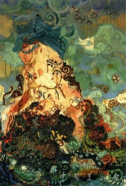 中国美术馆典藏近百幅油画欣赏插图3