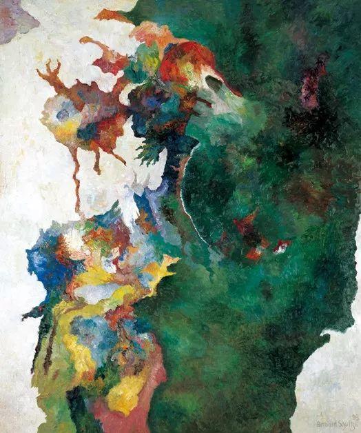 中国美术馆典藏近百幅油画欣赏插图14