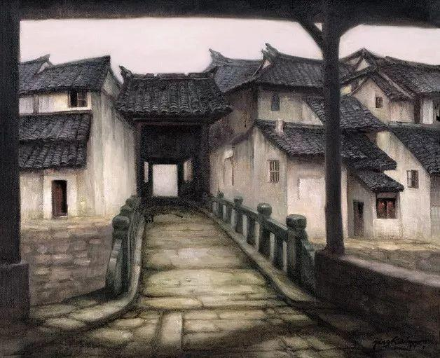 中国美术馆典藏近百幅油画欣赏插图17