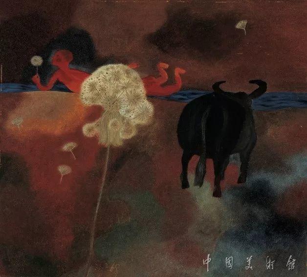 中国美术馆典藏近百幅油画欣赏插图24