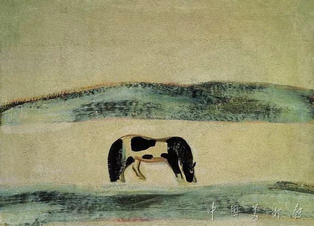 中国美术馆典藏近百幅油画欣赏插图30