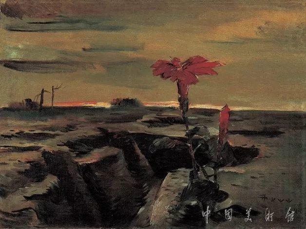 中国美术馆典藏近百幅油画欣赏插图35