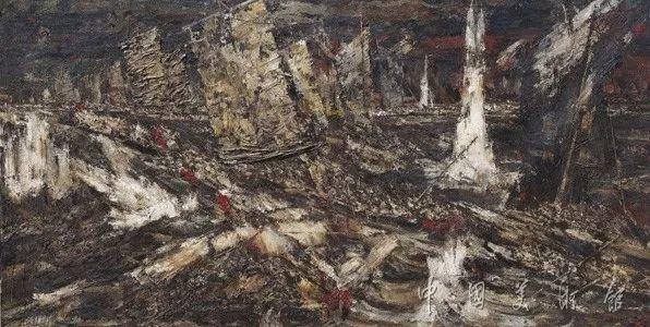 中国美术馆典藏近百幅油画欣赏插图37