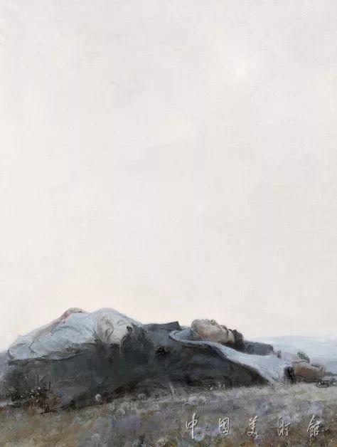 中国美术馆典藏近百幅油画欣赏插图44