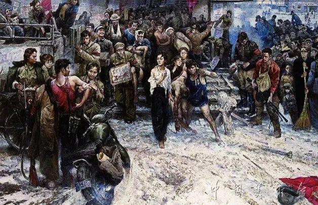 中国美术馆典藏近百幅油画欣赏插图47