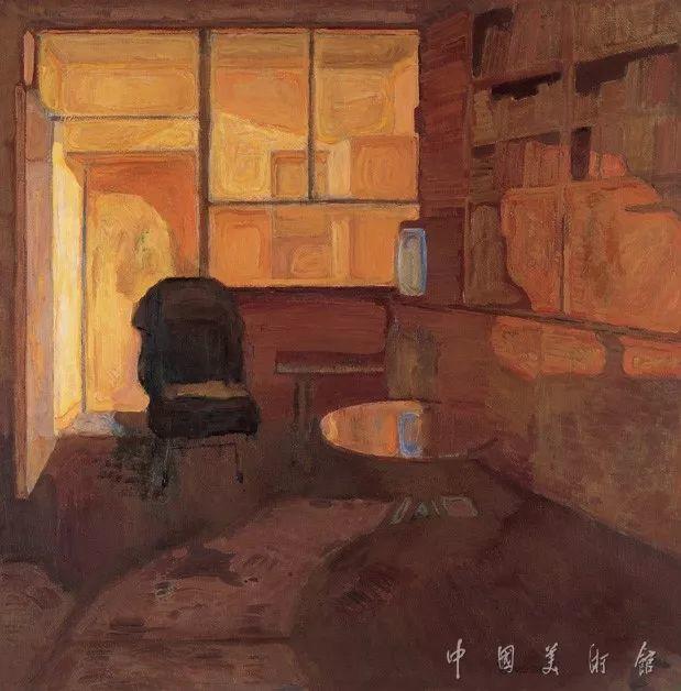 中国美术馆典藏近百幅油画欣赏插图55