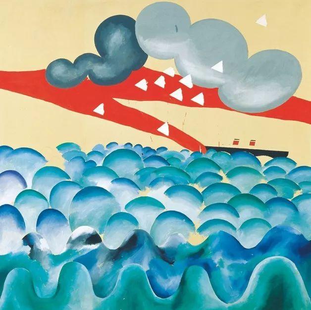 中国美术馆典藏近百幅油画欣赏插图56