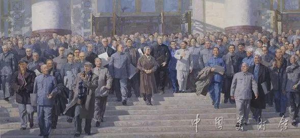 中国美术馆典藏近百幅油画欣赏插图61